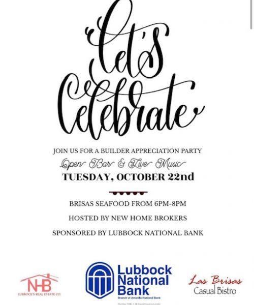 Invite Builder Appreciation